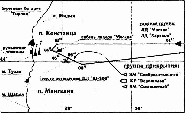 Схема боя 25.06 - 26.06.1941