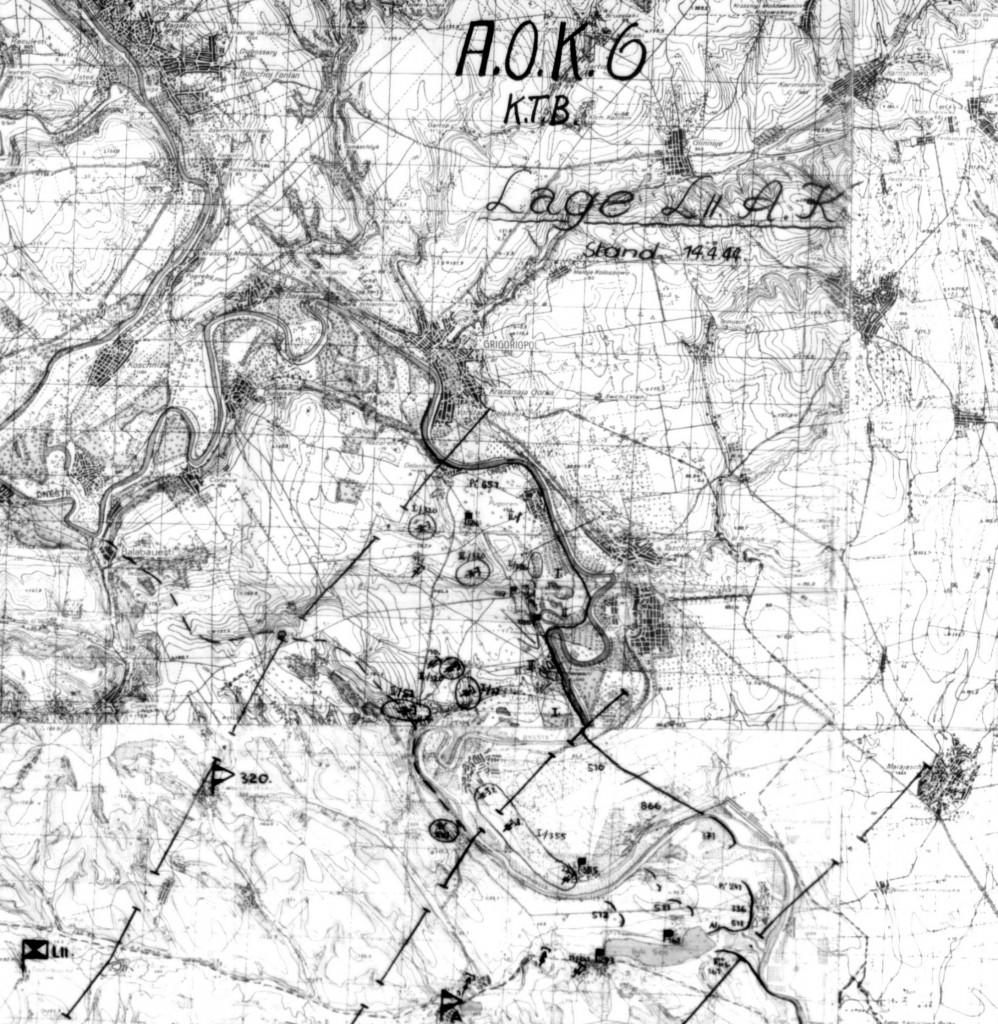 Положение на 14.04.1944