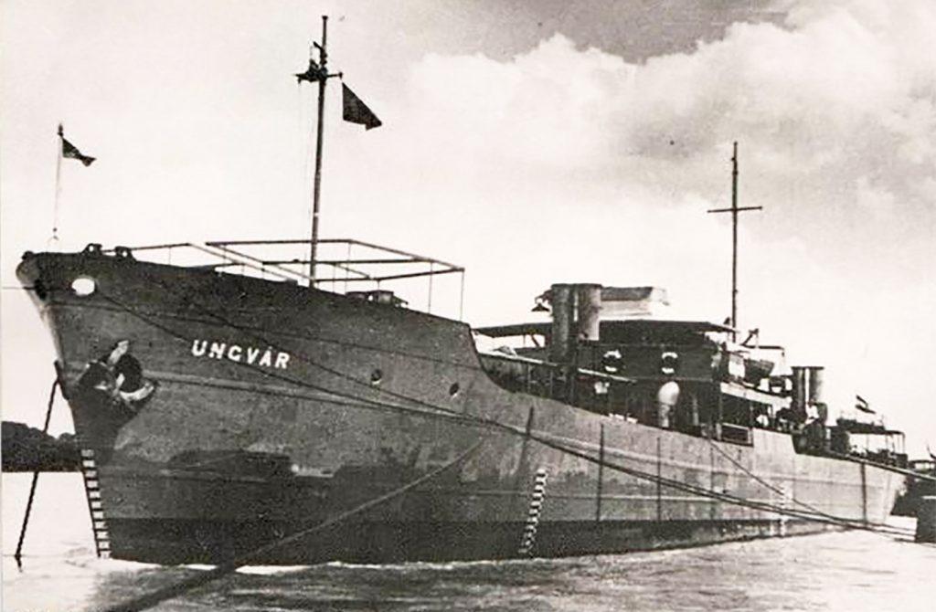 Унгвар на Дунае