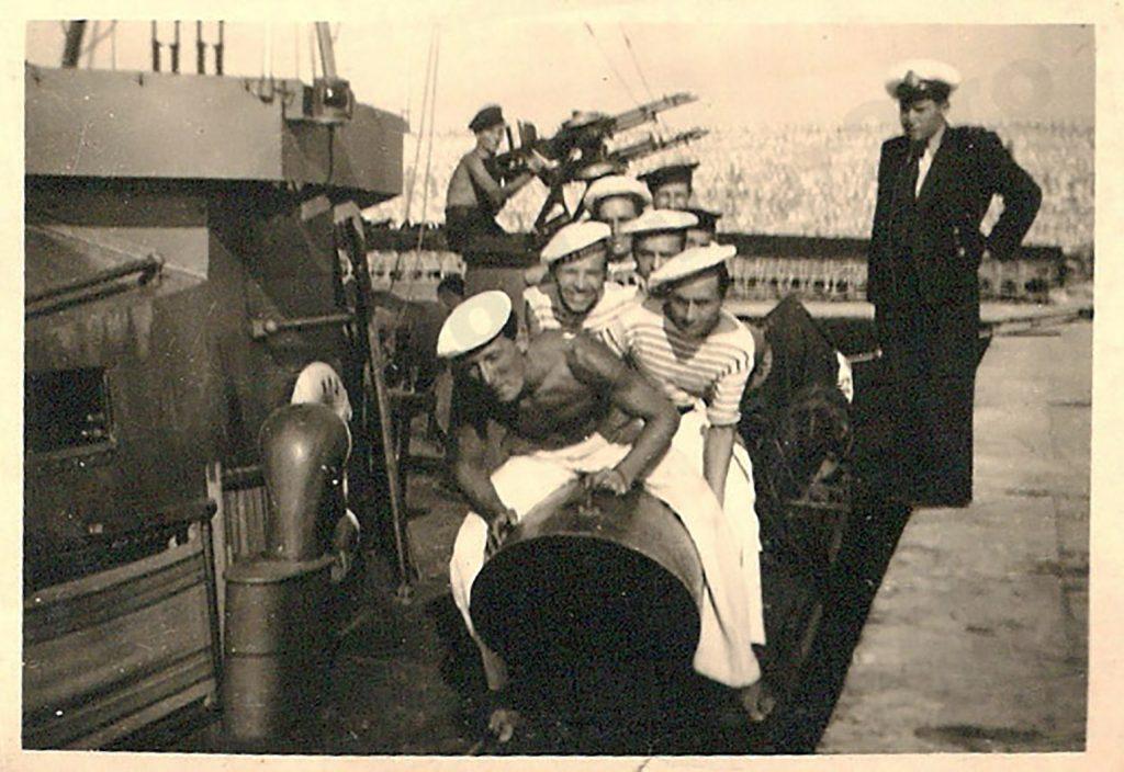 Румынский торпедный катер